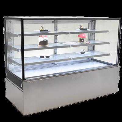 BROMIC FD4T1800A 1800mm 830L 4 Tier - Ambient Food Display