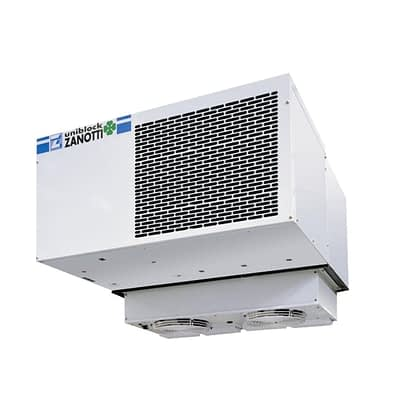 Hot gas defrost reduces energy consumption and maintenance. Prewired for included bulkhead lighting along with door switches and door heaters. Touchscreen digital controller enables simple programming and customisation. Condensate evaporation system eliminates the need for drainage.*