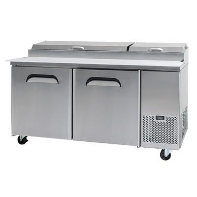 BROMIC PP1700 Two-Door Food Prep Counter