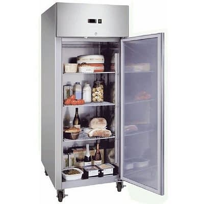 BROMIC UC0650SD 650L Stainless Steel Gastronom Display Chiller