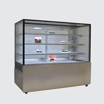 BROMIC FD4T1500 1500mm 686L 4 Tier - Cake Display | Cold Food Display
