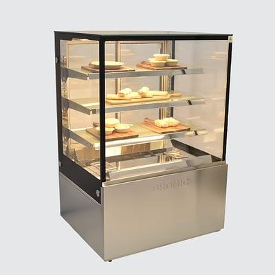 BROMIC FD4T0900H 4 Tier 900mm 417L - Food Display