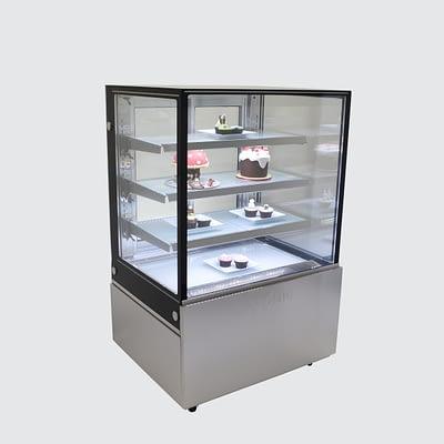 BROMIC FD4T0900C 417L 4 Tier 900mm - Cake Display | Cold Food Display