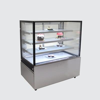 BROMIC FD4T1200C 1200mm 542L 4 Tier - Cake Display | Cold Food Display