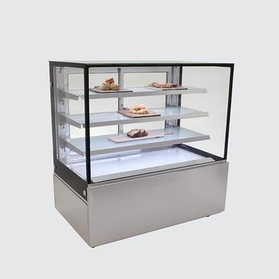 BROMIC FD4T1200A 1200mm 542L 4 Tier - Ambient Food Display