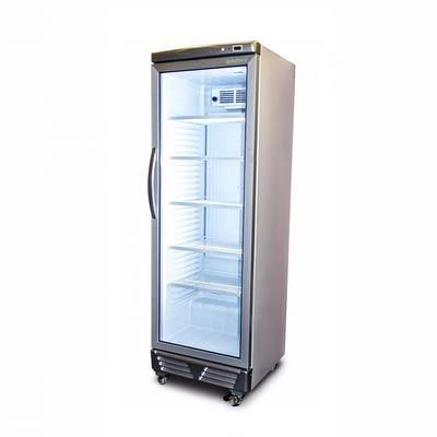 Display Freezer Upright Glass Doors