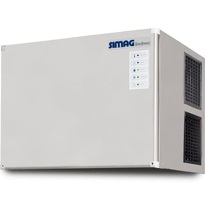 BROMIC IM0485HDM Ice Machine Modular 485kg Half-Dice