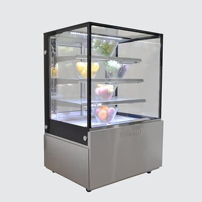 BROMIC FD4T0900A 900mm 417L 4 Tier- Ambient Food Display
