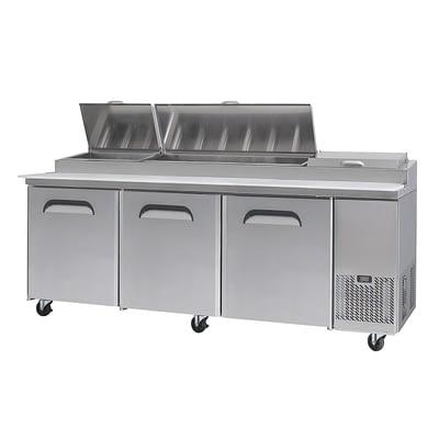 BROMIC PP2370 Three-Door Food Prep Counter